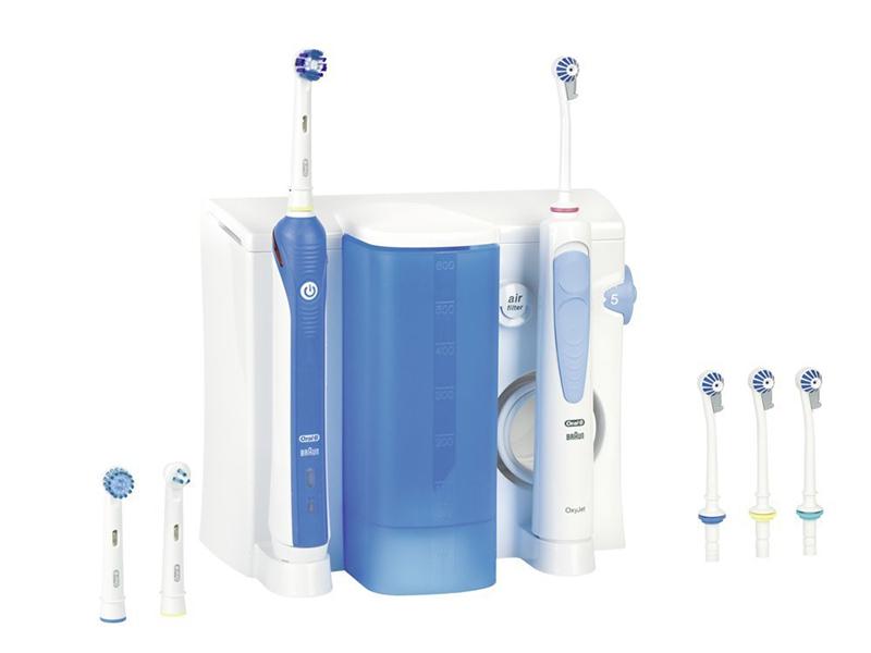 Braun Oral-B Oxyjet 2000