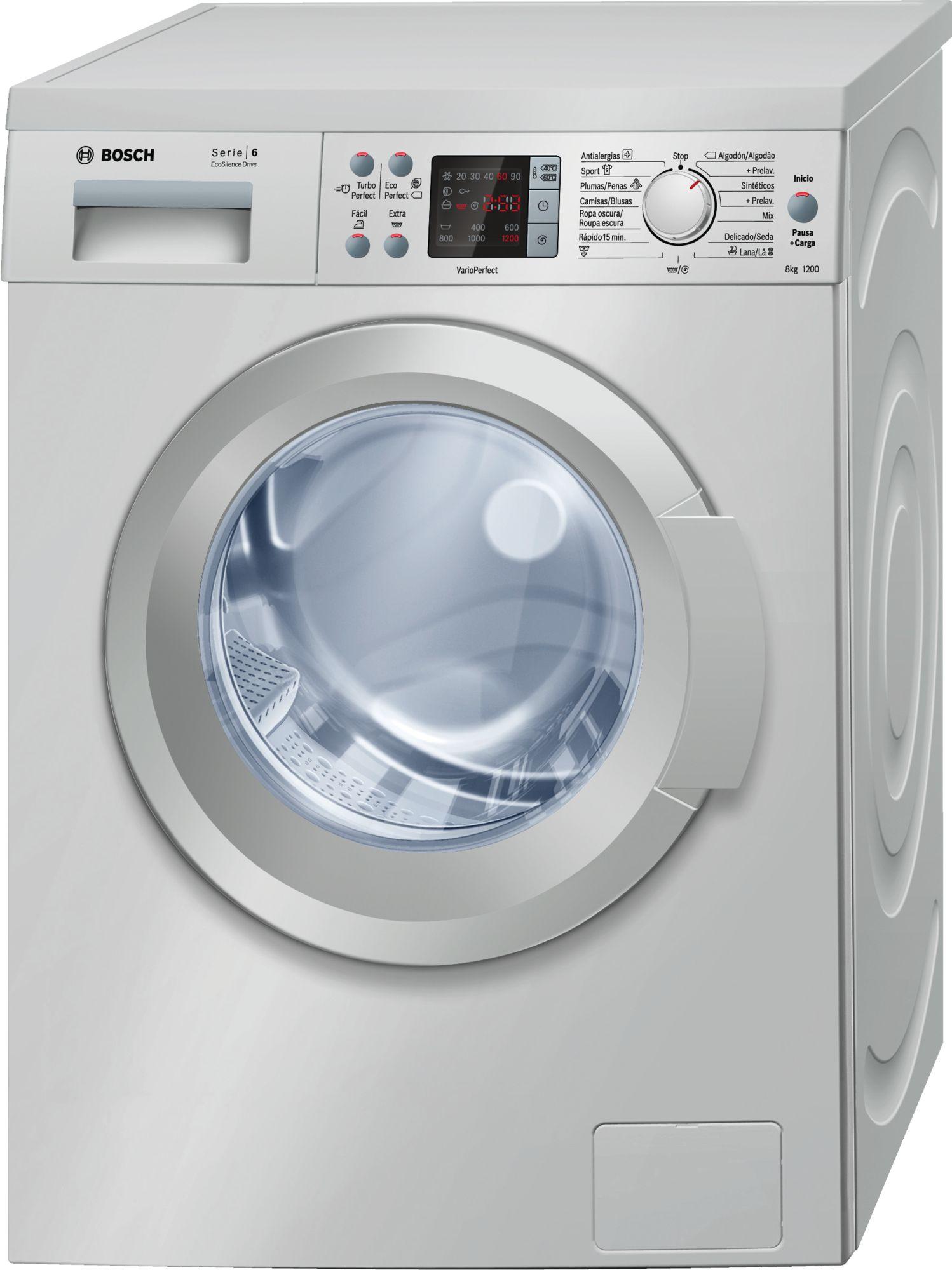Bosch WAQ2448XES