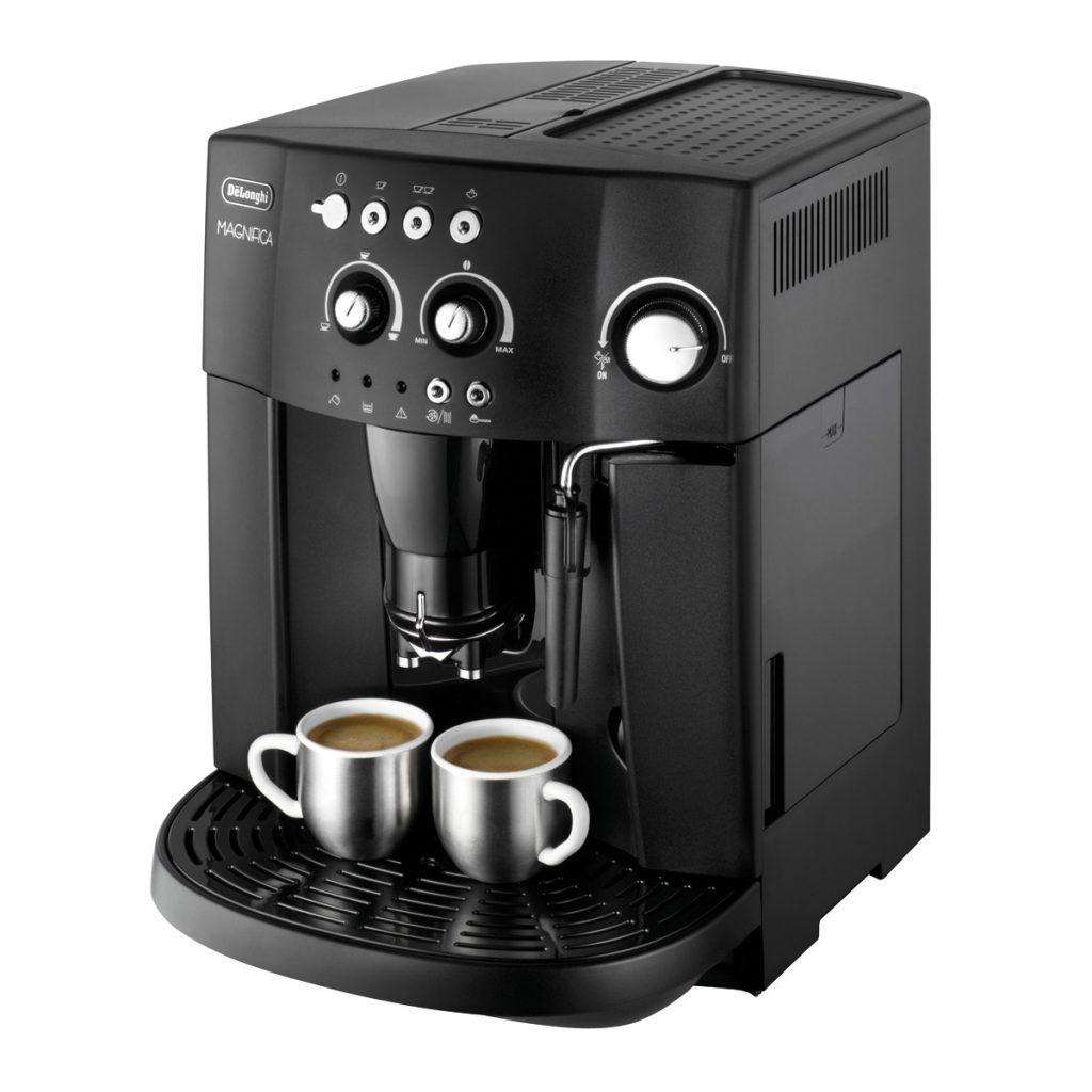 Cafetera espresso automática De'Longhi ESAM 4000 con Cappuccino System