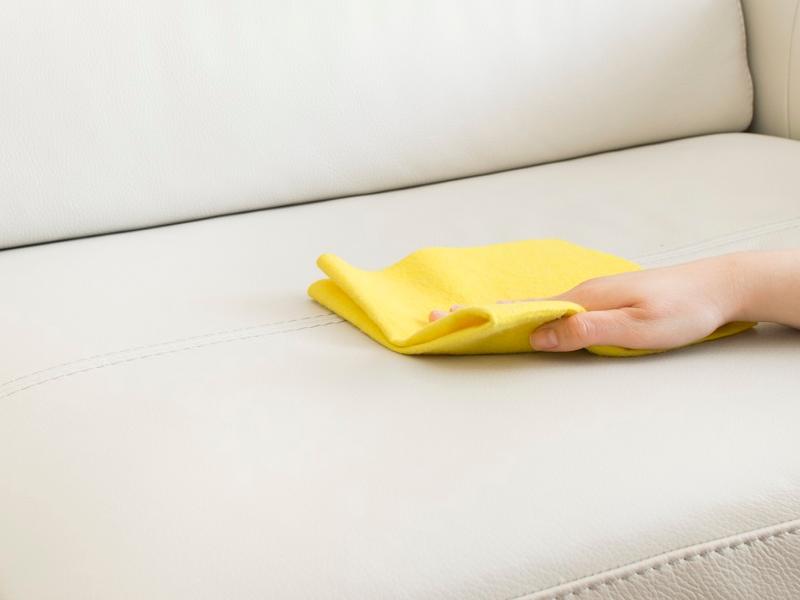 limpiar tejidos