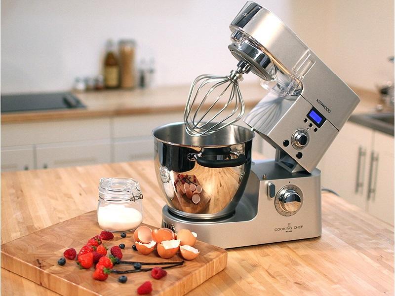 limpiar el robot de cocina