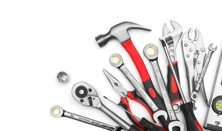 limpiar nuestras herramientas