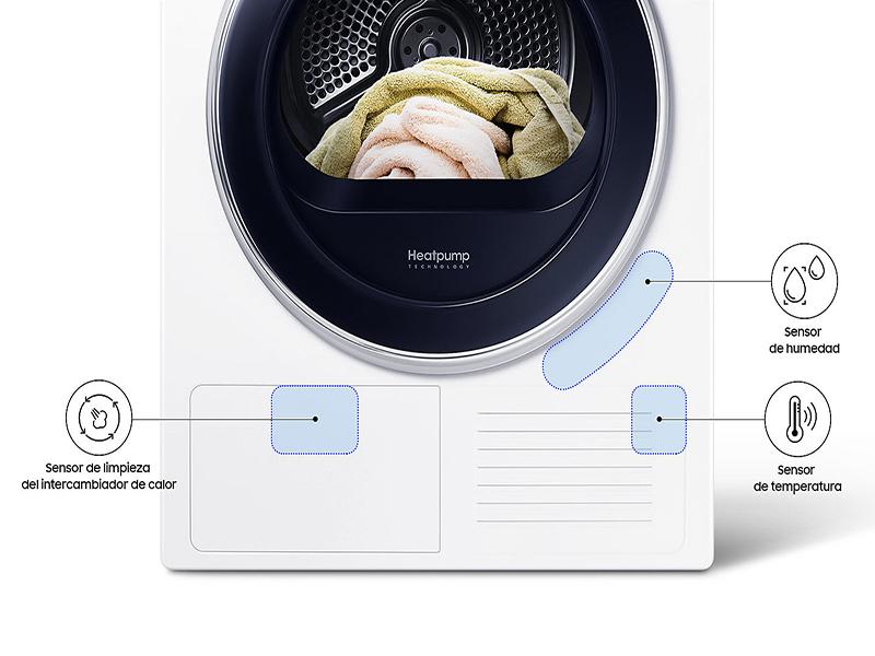 Samsung DV80M5010IW