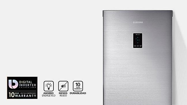 Samsung RB33N301NWW