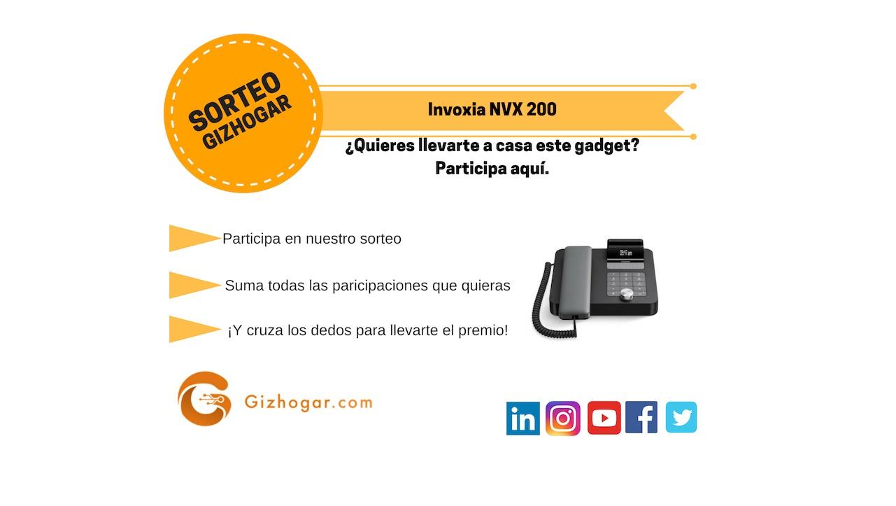 Copia de SORTEO Invoxia NVX 200
