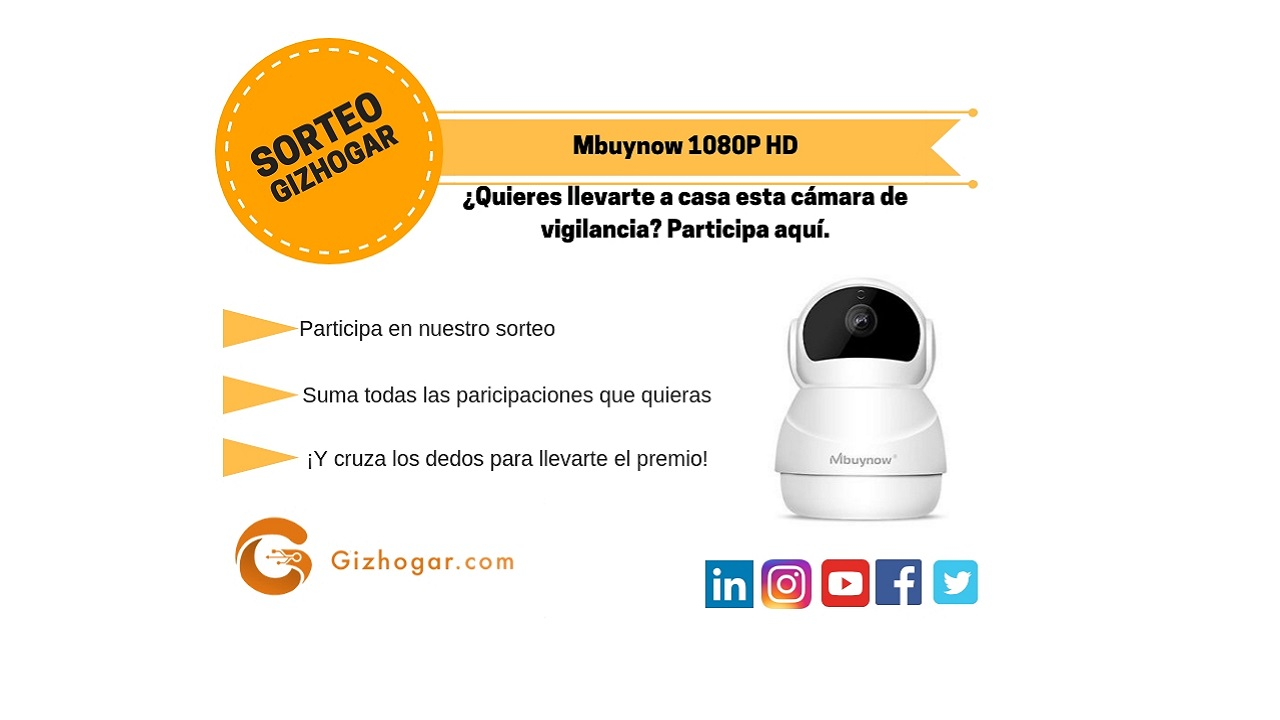 sorteo Mbuynow 1080P HD