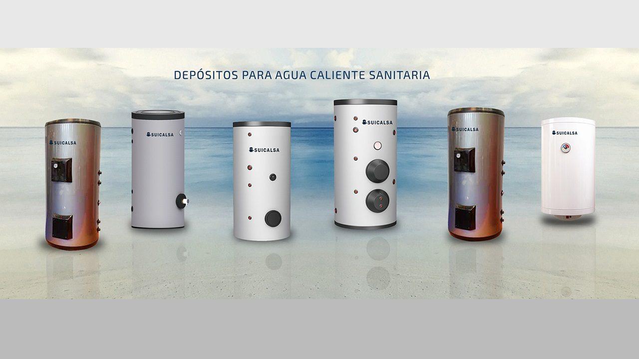 Acumulador de agua