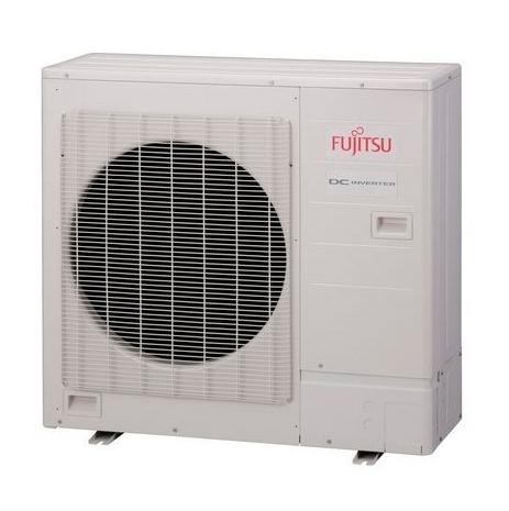 Fujitsu Acy100uia Lm Buen Aire Acondicionado Por Conductos