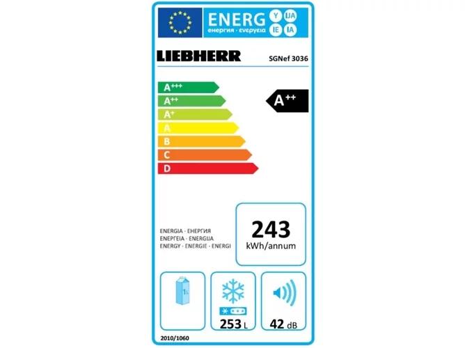 Liebherr SGNef 3036