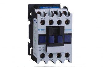 Contactores eléctricos