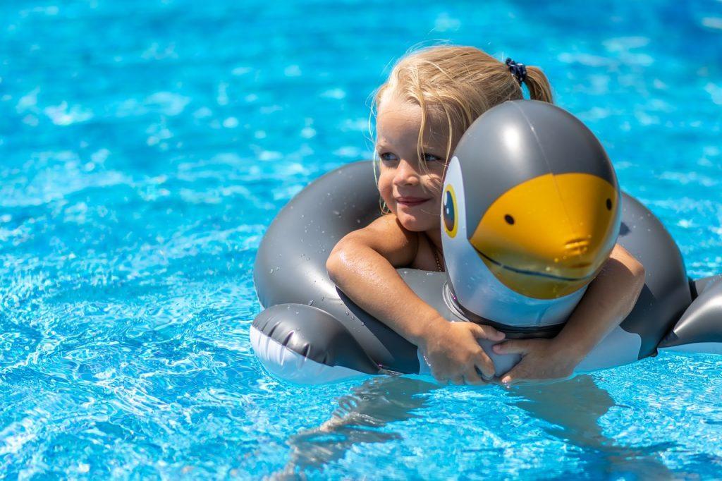 Aparatos para piscinas