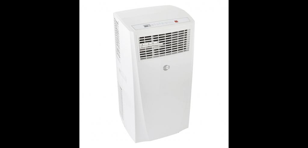 El aire acondicionado portátil carece de compresor