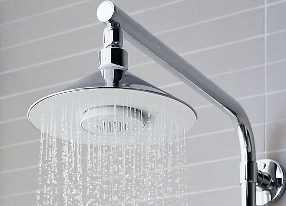 cabezal ducha inteligente