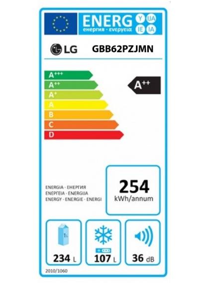 LG GBB62PZJMN