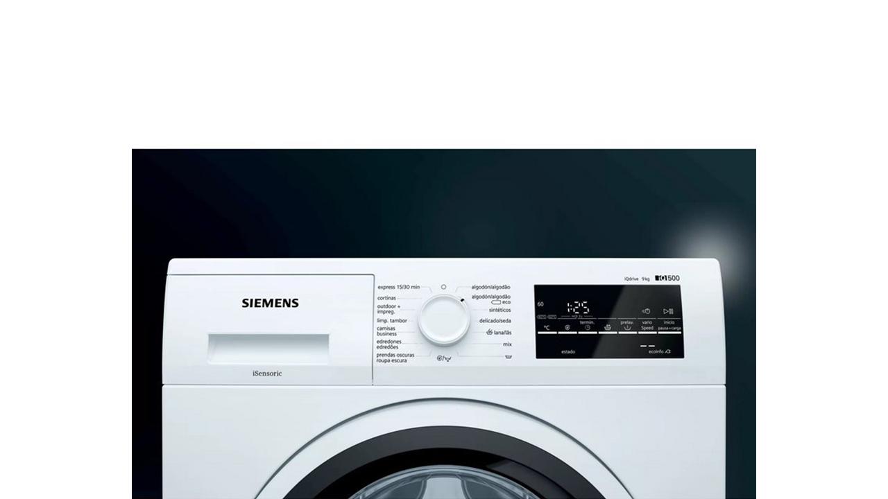 Siemens WM12UT62ES