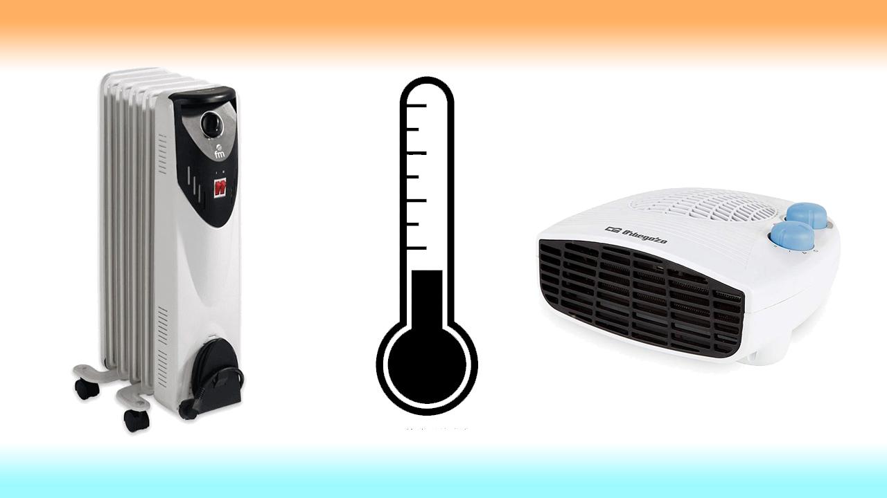 Radiadores y Calefactores eléctricos - Destacada