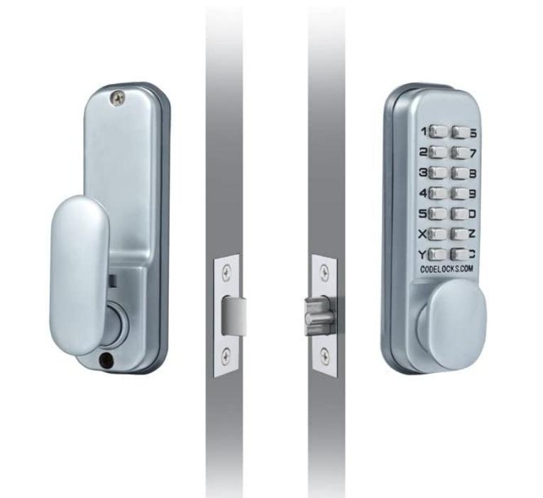 Mejores cerraduras - Codelocks 0155 SG