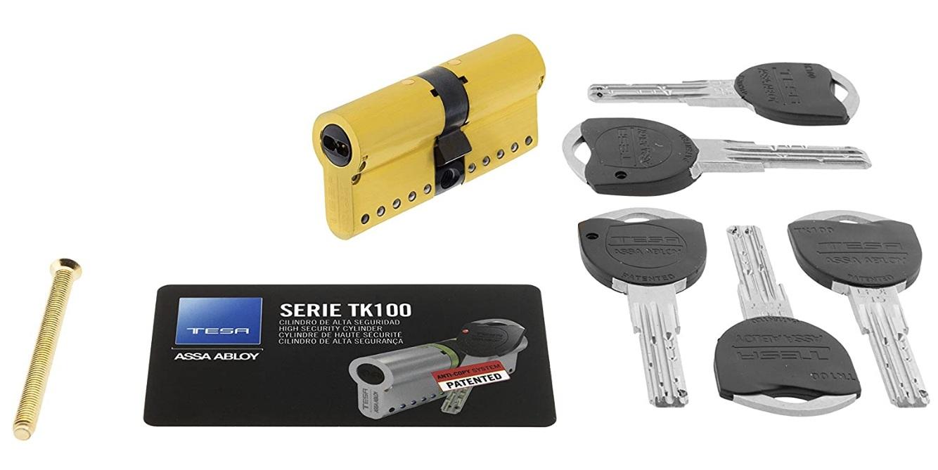 Mejores cerraduras - TK153030L