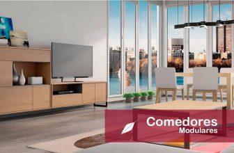 Muebles modulares de salón