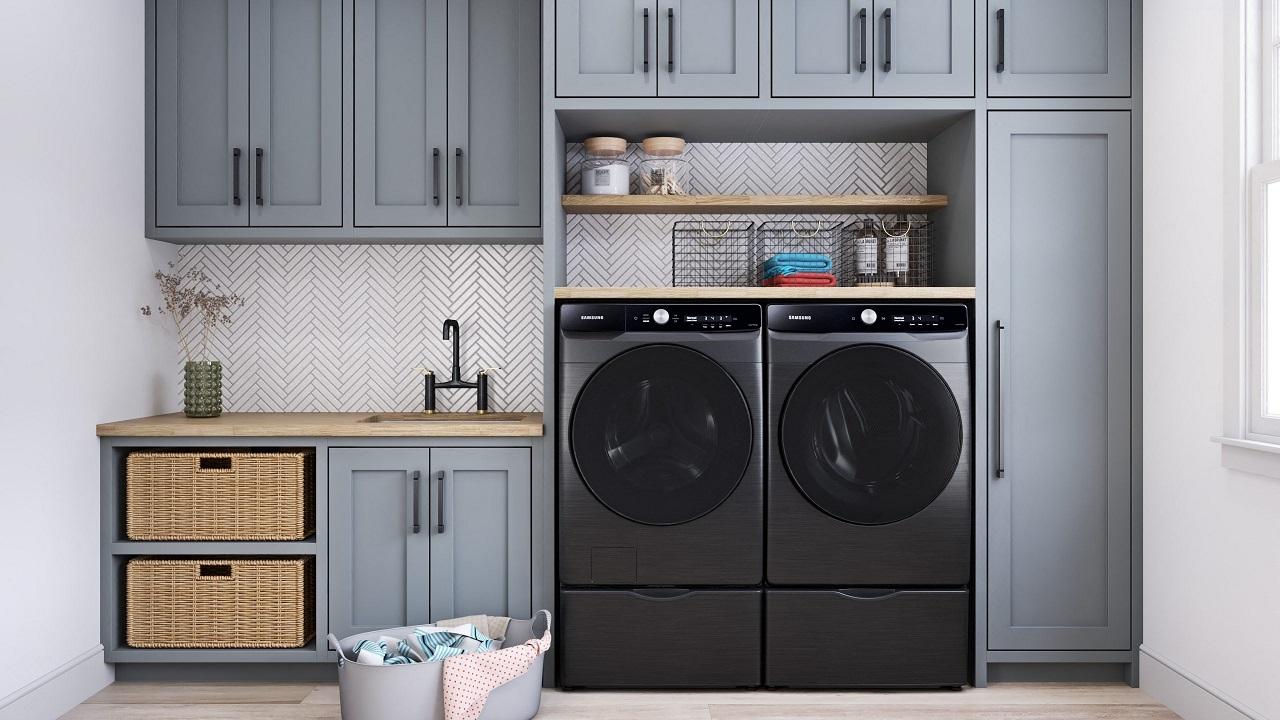 Samsung Smart Dial Laundry LAU8600