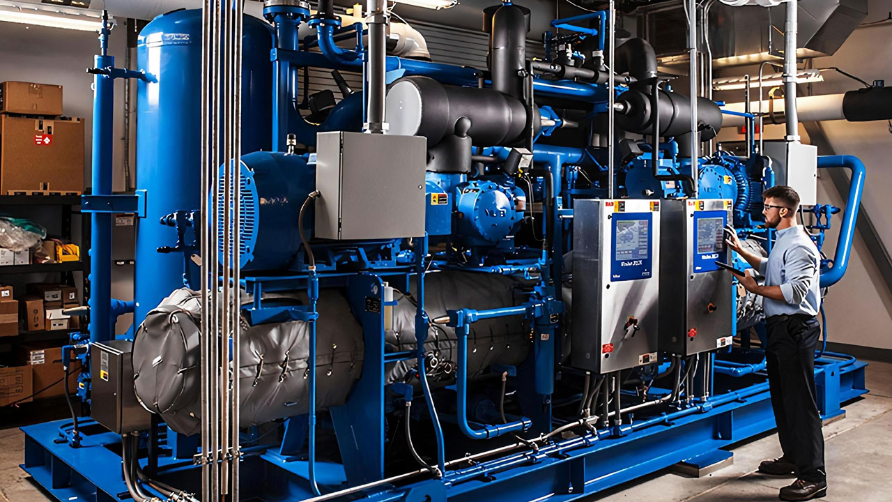 5 aspectos que debes valorar para elegir tus equipos de frío industrial