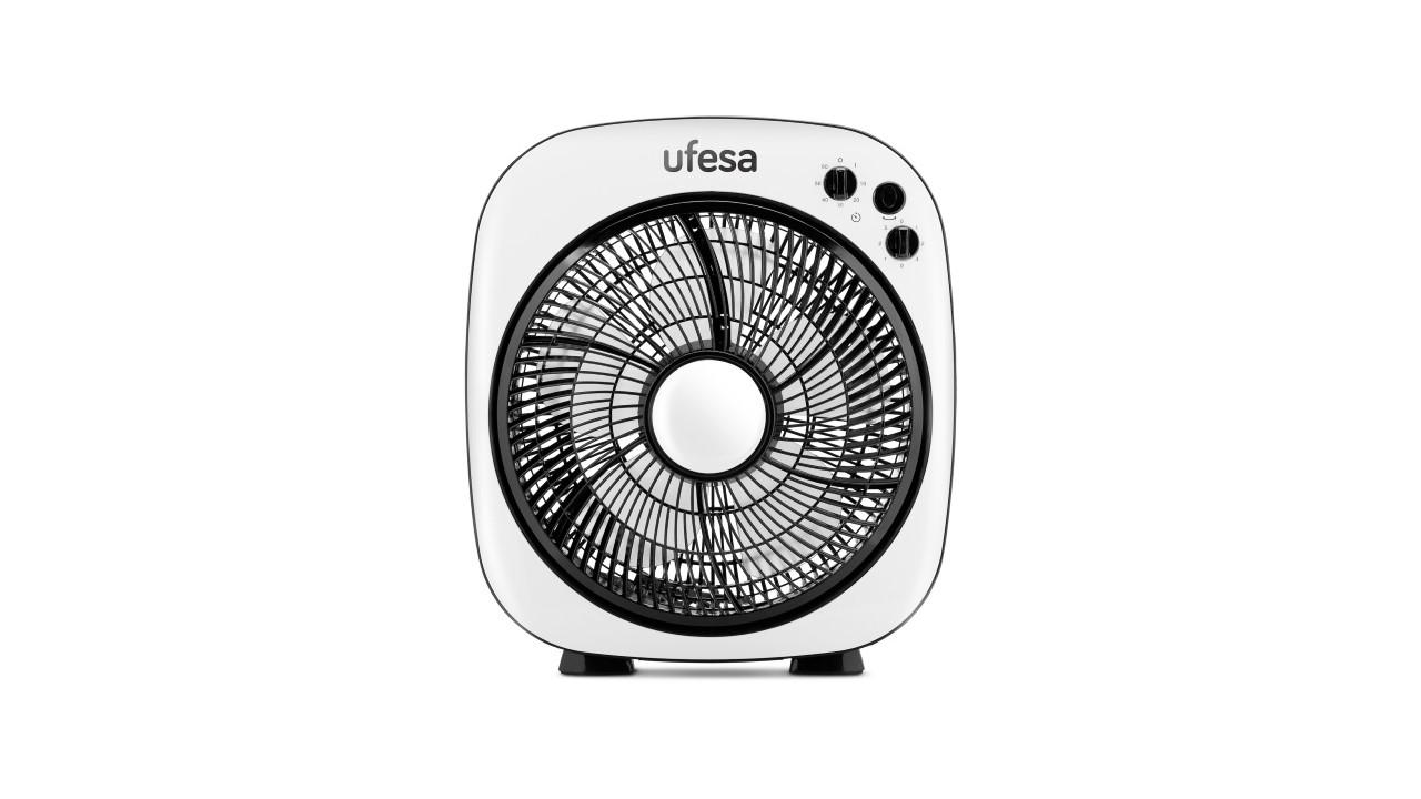 Ufesa BF5030 y BF5040 box fan