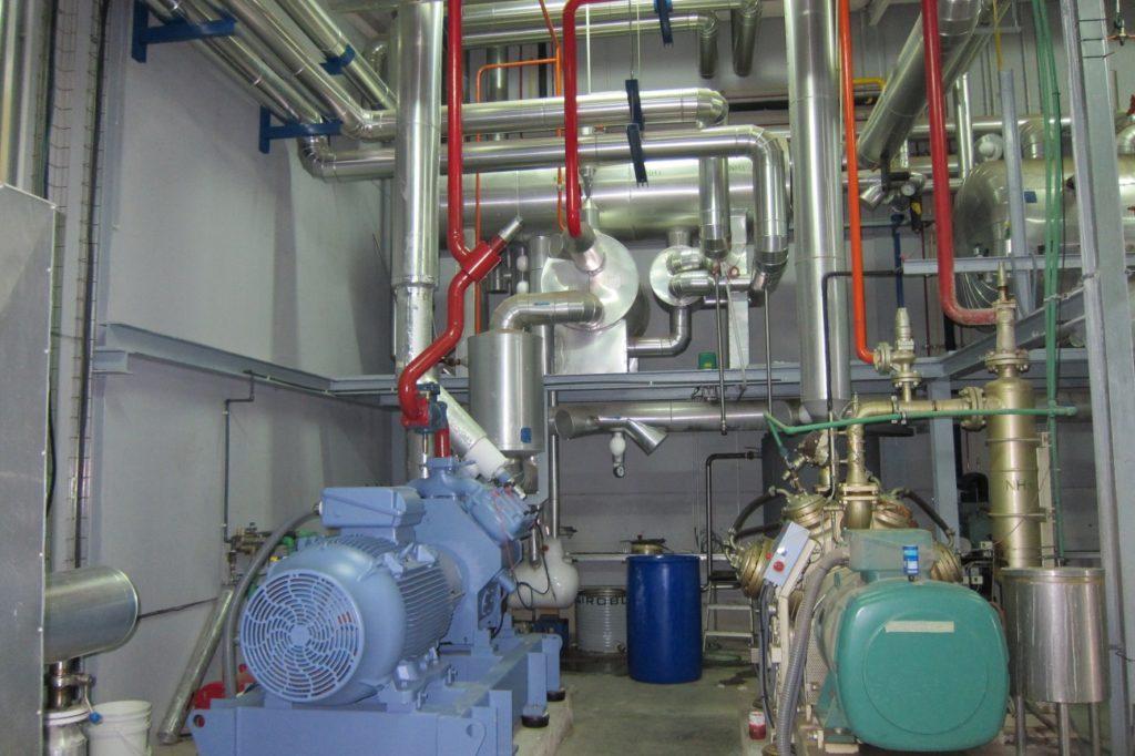 equipos de frío industrial