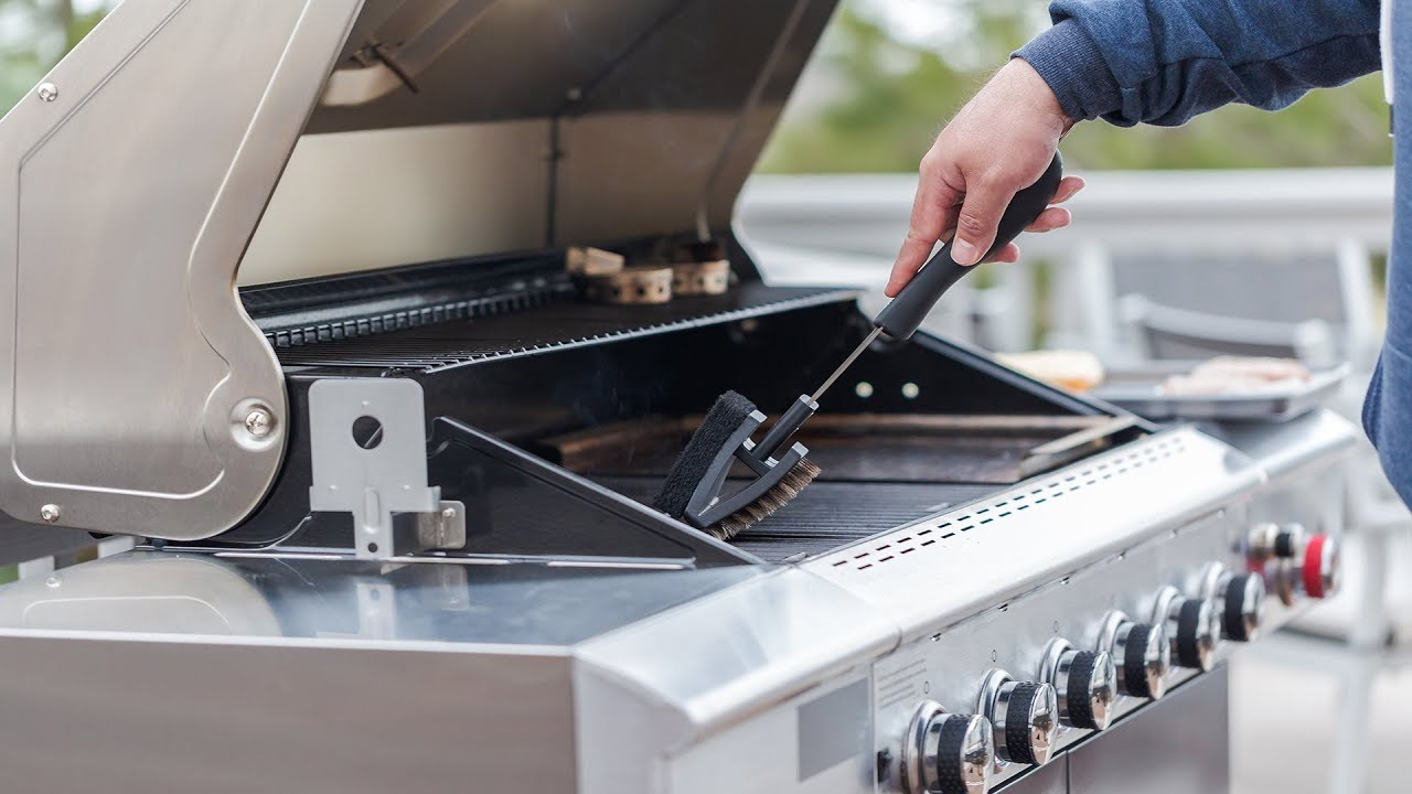Cómo se limpia el grill - Todo lo que debes tener en cuenta