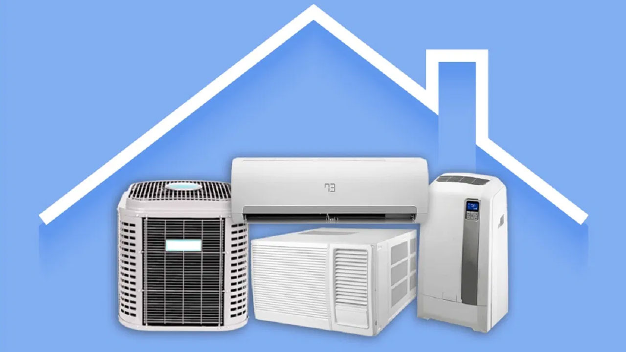Que tipos de aires acondicionados existen y como elegirlo bien