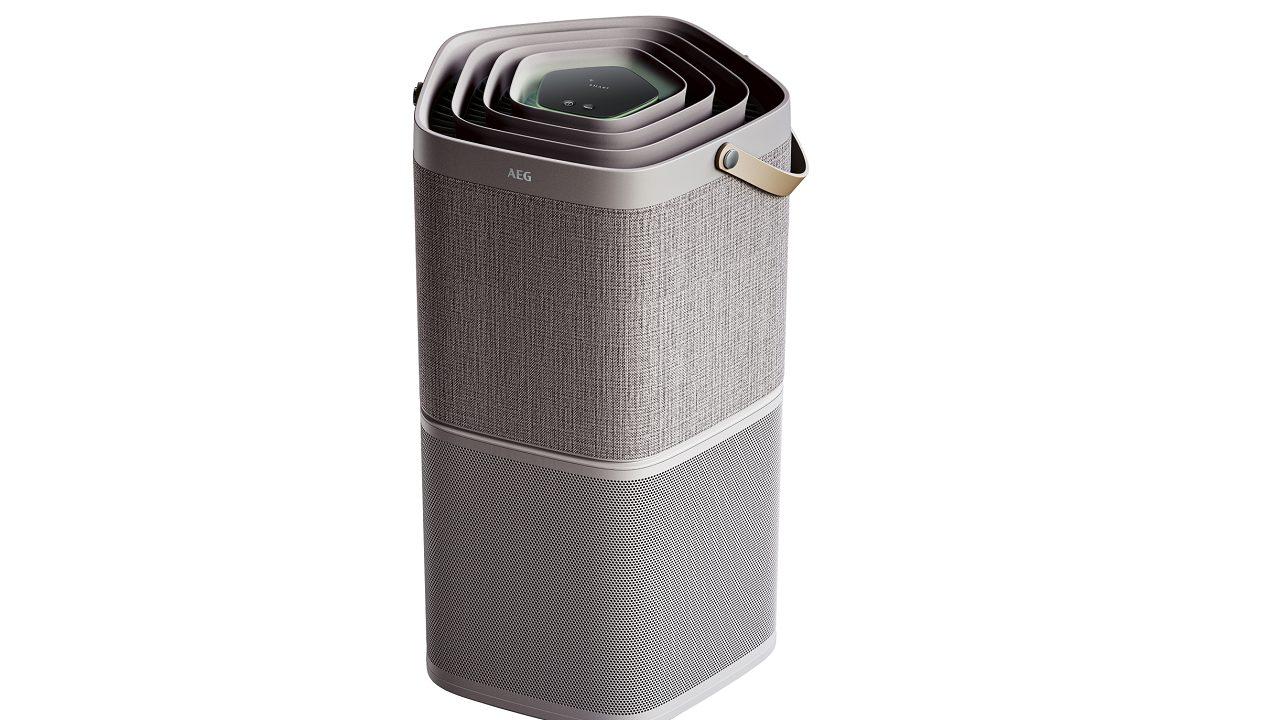 Nuevos purificadores de aire AEG AX5, AX7 y AX9