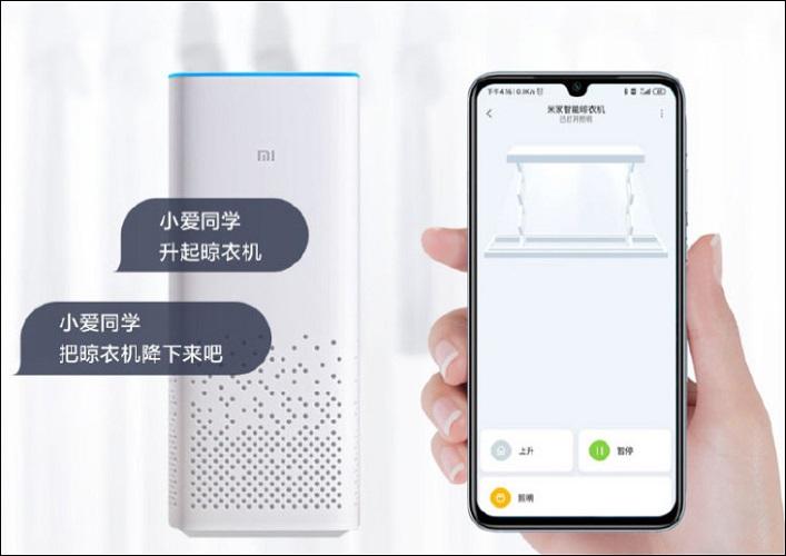 Tendedero inteligente de Xiaomi