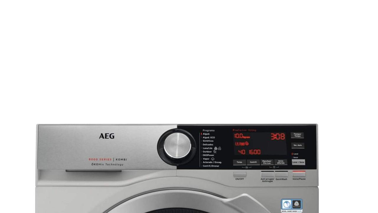 AEG L8WEC162S