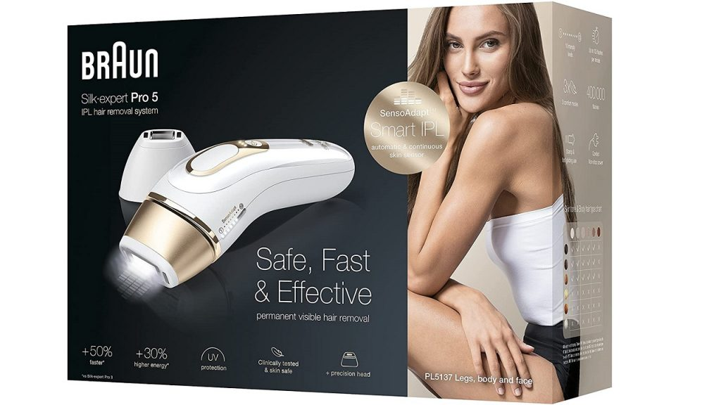 Braun Silk·Expert Pro 5 PL5137