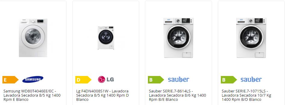 Cuál es la mejor lavadora secadora