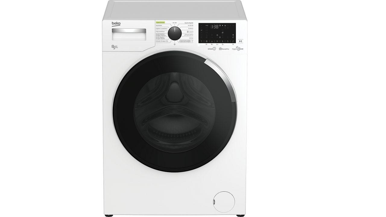 Lavasecadora Beko HygieneShield
