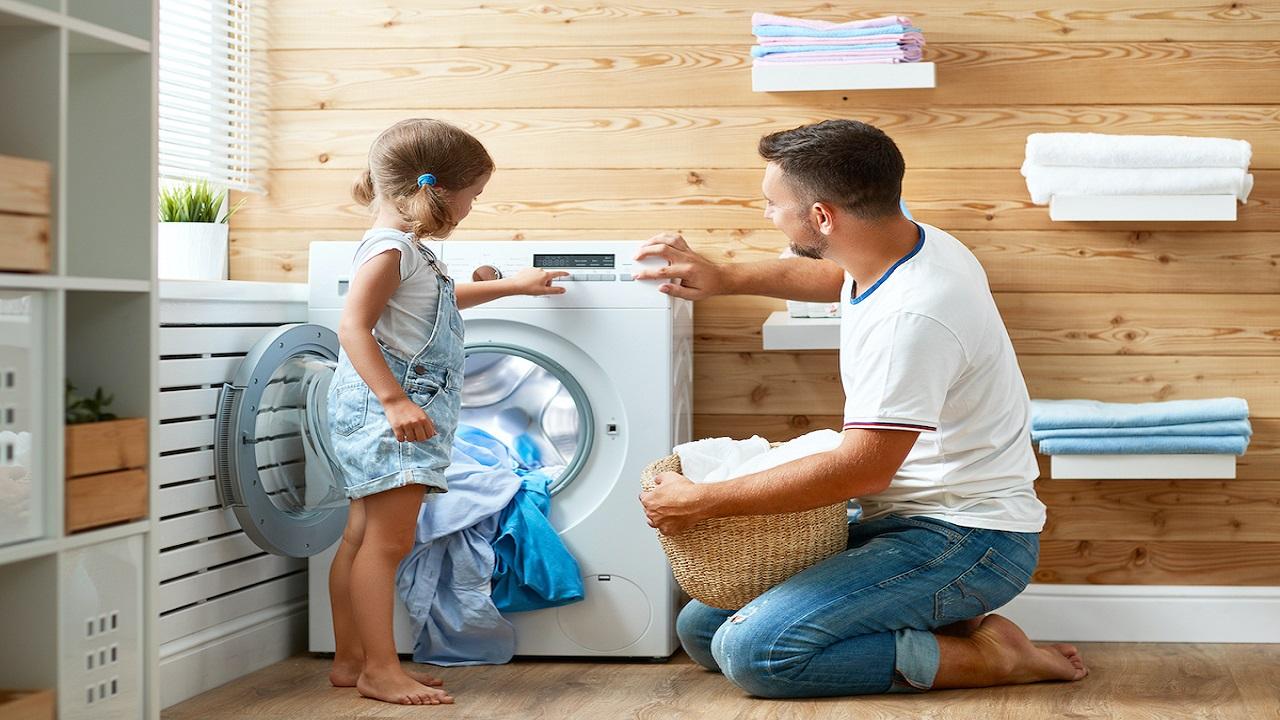 cuidar la lavadora