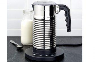 espumador de leche