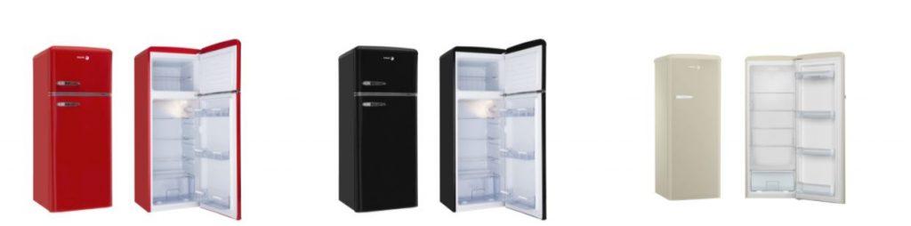 frigorificos retro de fagor