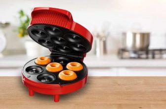 maquina para hacer donuts de lidl