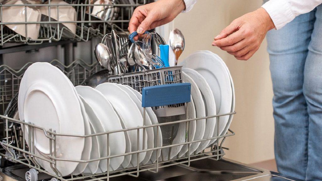 lavavajillas carga
