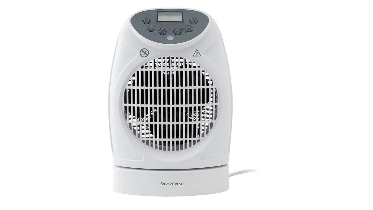 calefactor de lidl