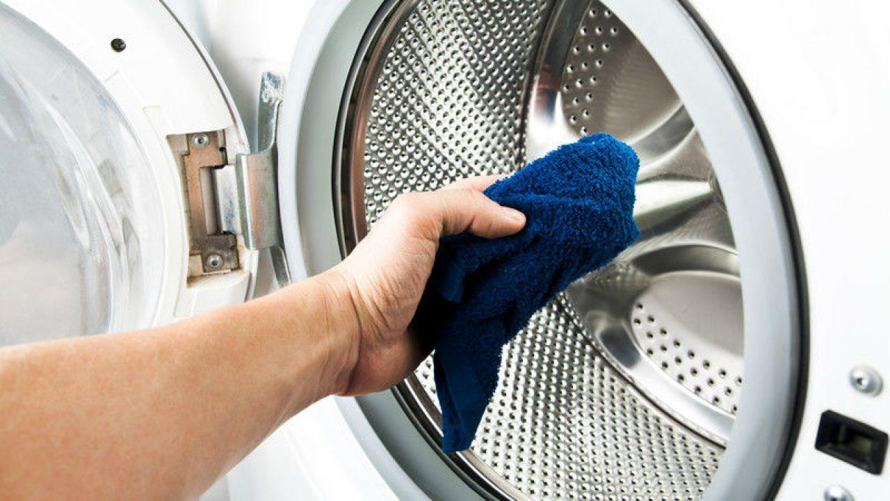 moho de la lavadora