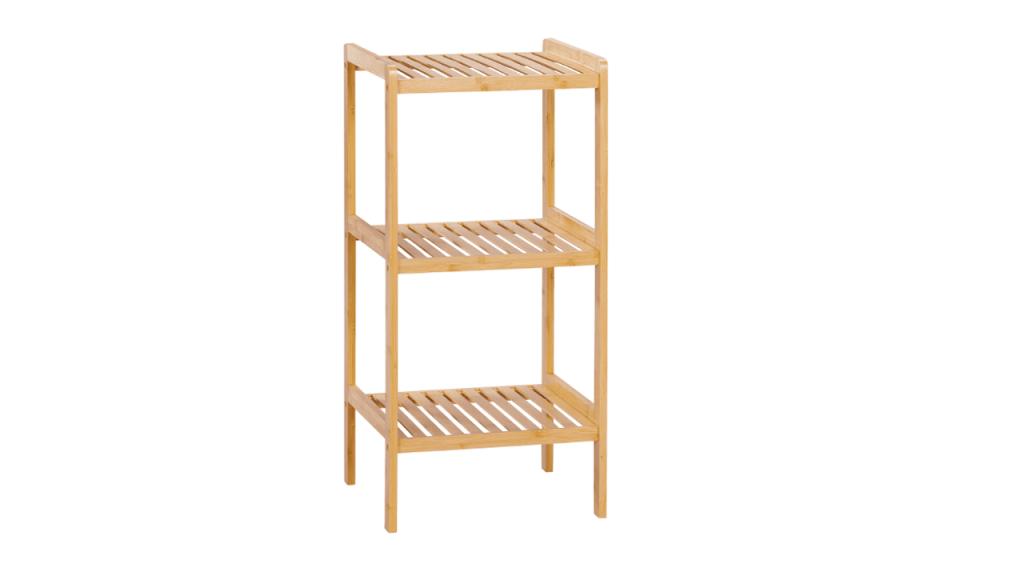 mueble de bano bambu