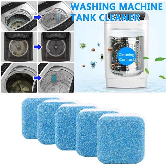 El desodorante para lavadoras es un gran aliado a la hora de limpiar lavadoras con malos olores