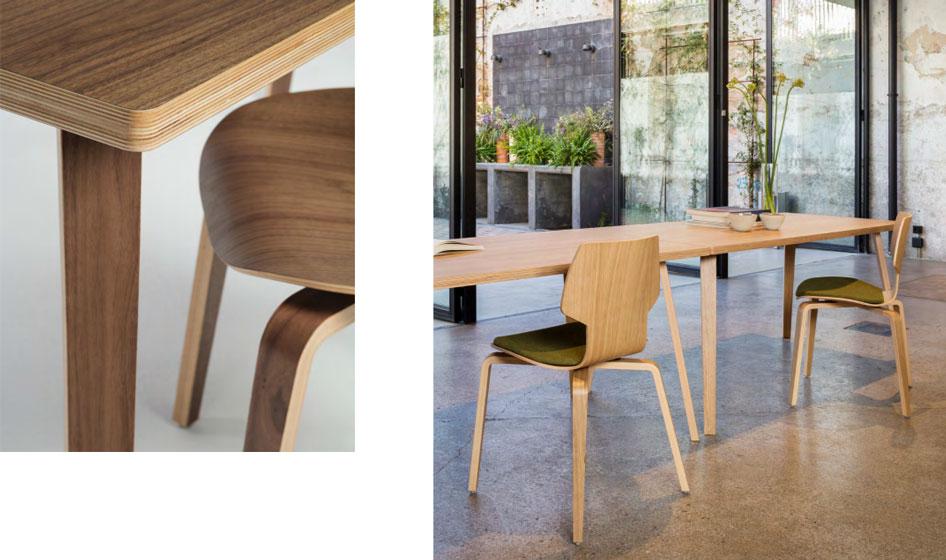 Mesas de diseño de alta calidad