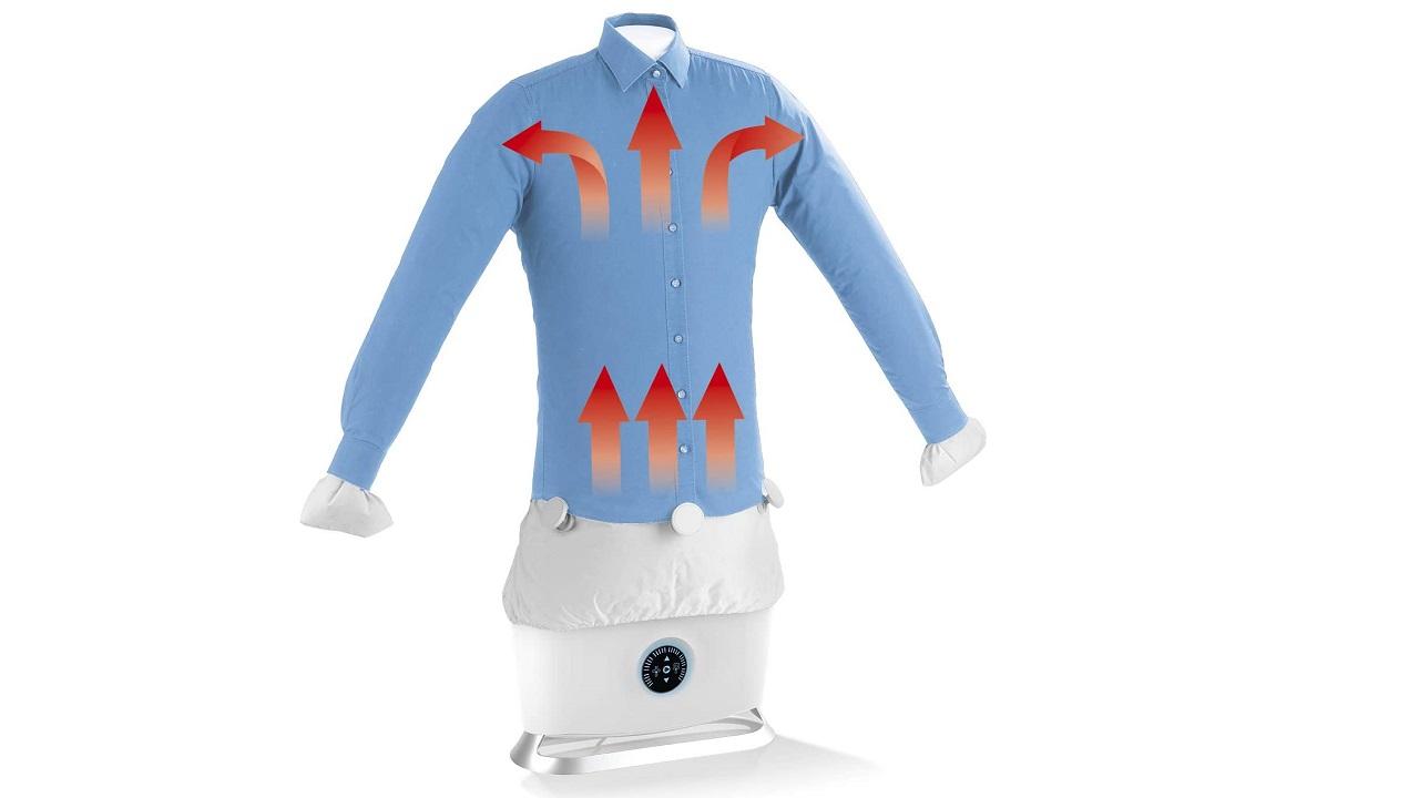 planchador de camisas Cleanmaxx 2