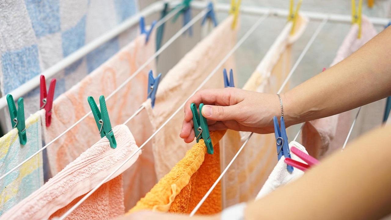 secar ropa en interiores