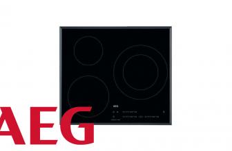 AEG IKB63405FB, placa de inducción compatible con Hob2Hood