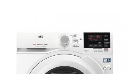 AEG L6FBG141, buena lavadora de 1400 rpm y eficiencia A+++
