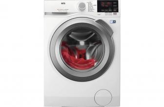 AEG L6FBG144, una buena lavadora de 10 kg de carga y 1400 rpm